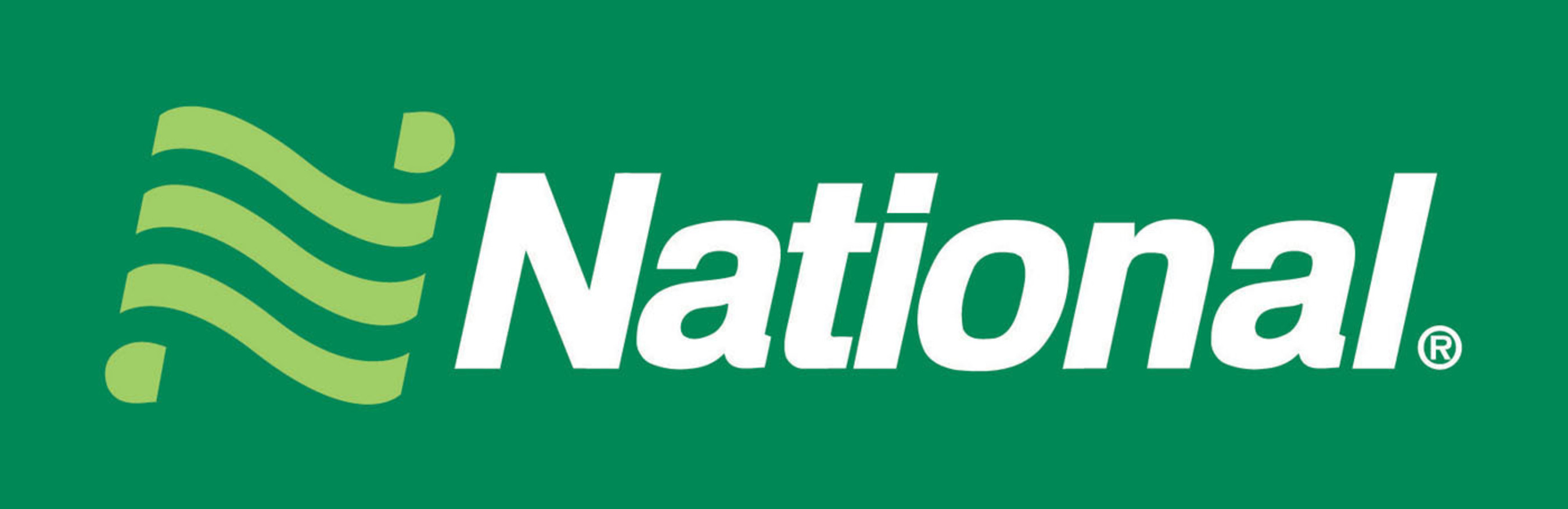 National Car Rental Logo.