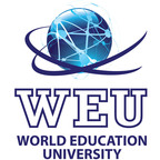 World Education University logo.  (PRNewsFoto/World Education University)