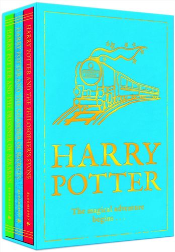 Harry Potter: The Magical Adventure Begins... (Volumes 1-3) is available in India now. (PRNewsFoto/Bloomsbury)