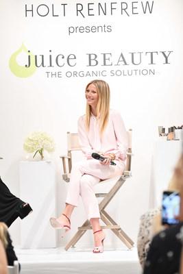 Holt Renfrew Welcomes Gwyneth Paltrow