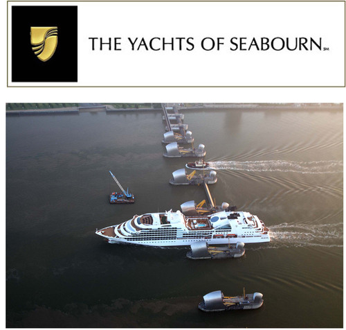 The Yachts of Seabourn Introduces Seabourn Sojourn: Second of Three New Vessels