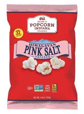 Popcorn, Indiana Himalayan Pink Salt Popcorn