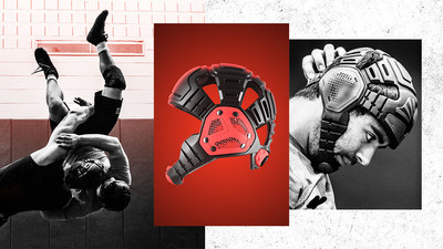 Sports technology startup BATS-TOI(TM) is set to revolutionize safety in contact sports, beginning with its flagship product - the award-winning, state-of-the-art, protective wrestling helmet, The Mercado(TM)