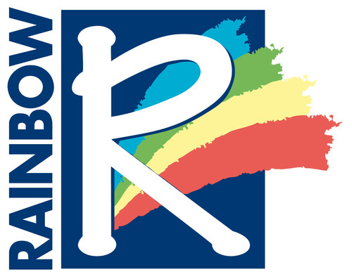 Rainbow logo (PRNewsFoto/Netflix, Inc.)