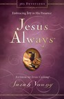 Thomas Nelson to Release Jesus Always™ in October 2016 with an Initial Print Run of One Million Copies