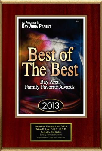 Dr. Jonathon Everett Lee & Dr. Brian D. Lee Selected For 'Best Of The Best 2013'