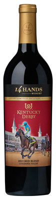 "The 2013 Kentucky Derby Red Blend is a limited edition wine, commemorating the 142nd annual Kentucky Derby and the winery's continued partnership with the ""Run for the Roses,""(TM) four years running."