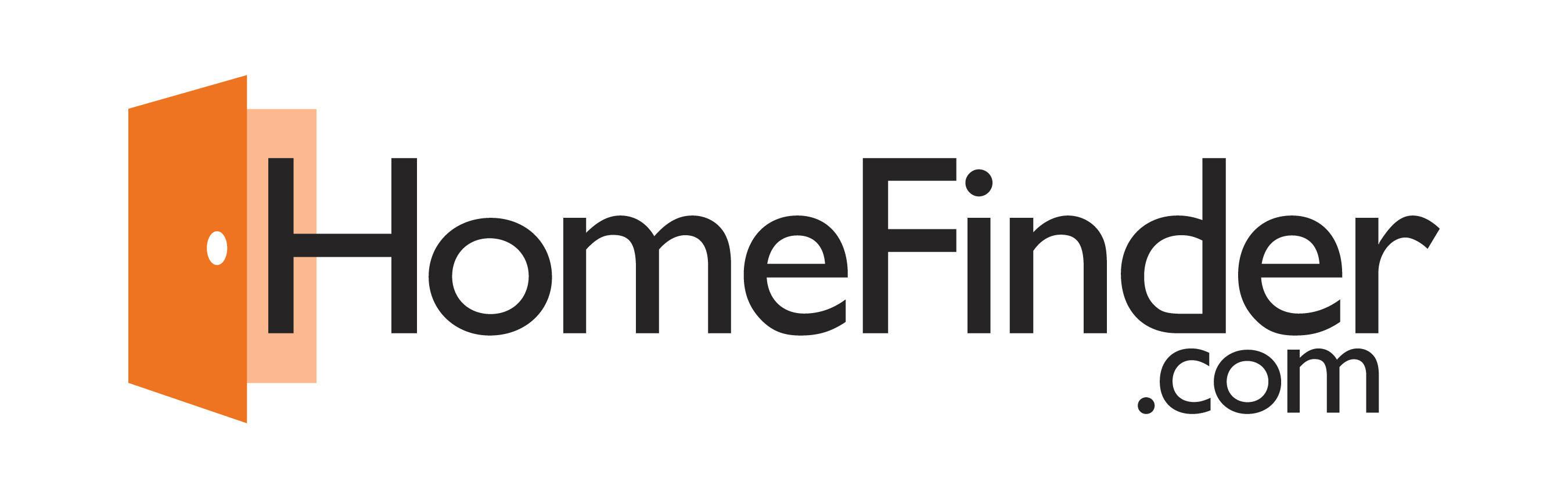 HomeFinder.com Logo.