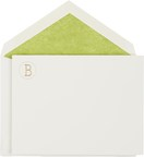 Connor Monogrammed Stationery