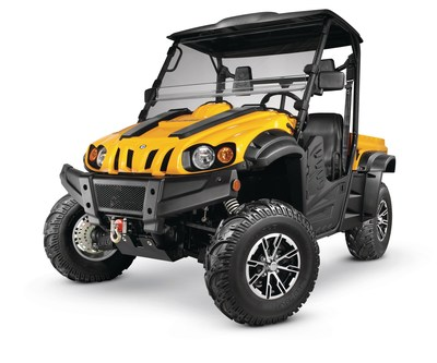 cub cadet introduces new challenger series utility vehicles. Black Bedroom Furniture Sets. Home Design Ideas