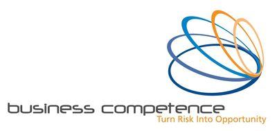 """Dal 2007 Business Competence, societa di consulenza e sviluppo software, ha seguito con passione l'evoluzione del mercato, reinvestendo gli utili in progetti innovativi e grazie all'intuizione dei nostri 40 collaboratori siamo riusciti a posizionarci con orgoglio nel panorama digitale internazionale. La propensione naturale all'innovazione aziendale e stata premiata negli ultimi due anni in concorsi nazionali ed internazionali.1. Sara Colnago CEO Business Competence """"Donna imprenditrice dell'anno"""" allo Smau; 2. Highly Commented - BIMA AWARDS 2014; 3. Premio YouImpresa Camera di Commercio di Milano; 4. Finalisti ai Mob App Awards di Smau ; 5. Finalisti ai Lovie Awards 2014; Finalisti in UK al Mobile App Design Awards. (PRNewsFoto/Business Competence)"""