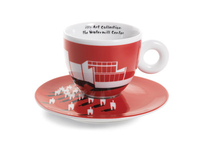 Illy Coffee Partners with Artist Robert Wilson to Launch a Special Edition Cup Collection