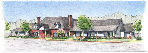 SECU Members Commit $1 Million for Hospice House on the Crystal Coast.  (PRNewsFoto/State Employees' Credit  ...