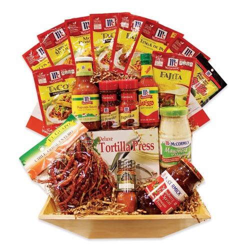 McCormick Fiesta Bundle for authentic Hispanic flavors.  (PRNewsFoto/McCormick & Co., Inc.)