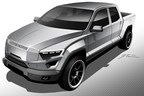 Workhorse W-15 Electric Pickup Truck with Extended Range