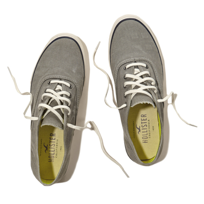 Hollister Co. Launches Male Footwear Line Designed By SeaVees.  (PRNewsFoto/Abercrombie & Fitch Co.)