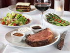 "Fleming's Prime Steakhouse & Wine Bar Starts the New Year Right with Prime Rib and ""Savor & Sip"" Dinners in January.  (PRNewsFoto/Fleming's Prime Steakhouse & Wine Bar)"