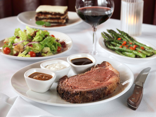 Fleming's Prime Steakhouse & Wine Bar Starts the New Year Right with Prime Rib and 'Savor & Sip'