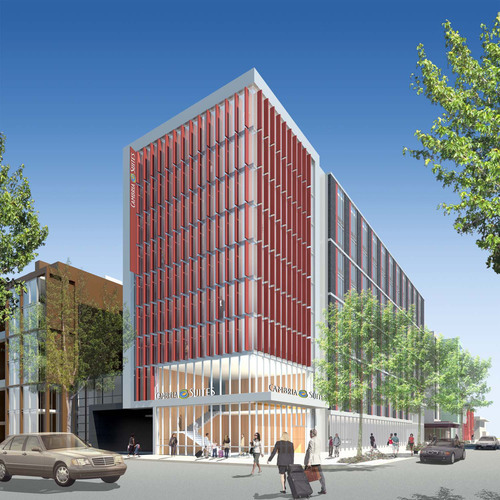 First Cambria Suites Hotel Planned for Washington, D.C.
