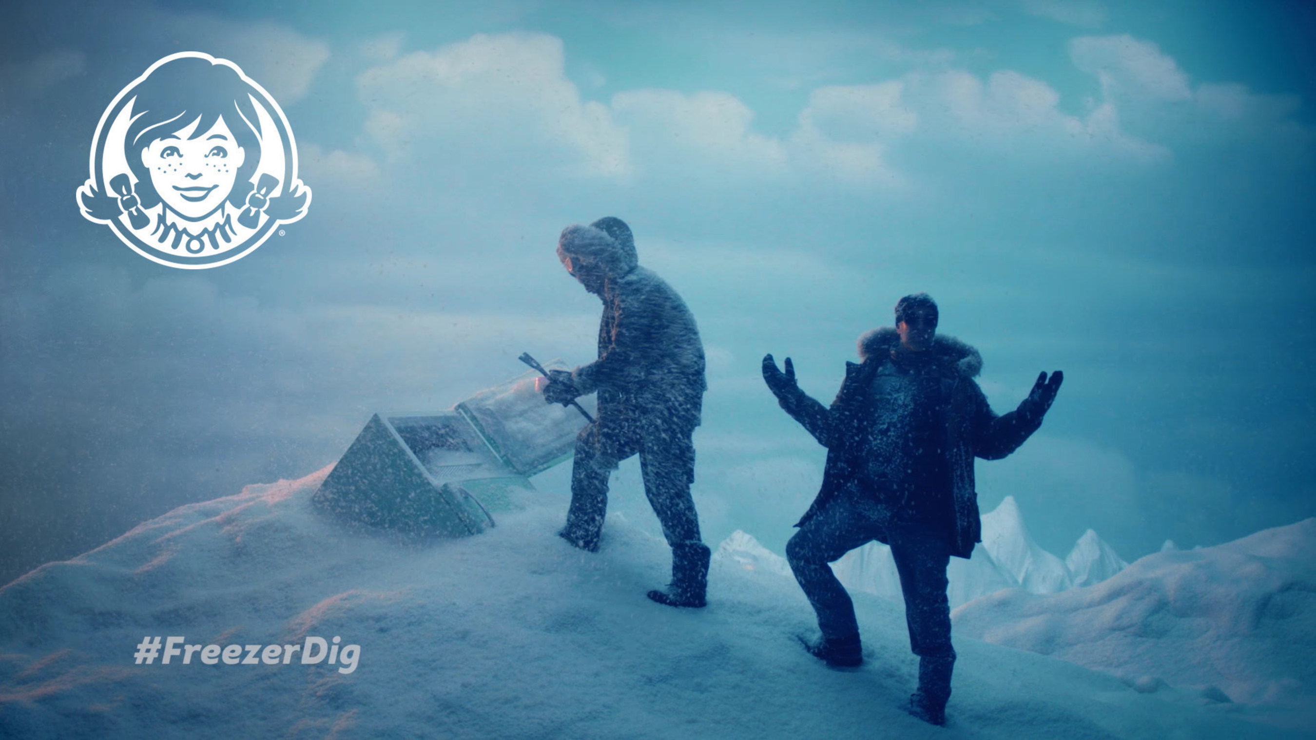 There are only a few more days to join Wendy's on an expedition to find the oldest thing in America's freezers. By snapping a picture/video of your old, frostbitten food and posting it to Twitter or Instagram with #FreezerDig and #Sweepstakes, you'll be entered to win free, fresh and never frozen Dave's Singles for a year. A winner will be named every day through Sunday, Nov. 20. Help America find a better, fresher frontier by joining Wendy's Freezer Expedition.