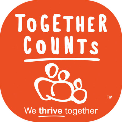 Together Counts logo (PRNewsFoto/Discovery Education)