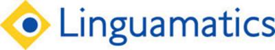 Linguamatics logo (PRNewsFoto/Linguamatics)