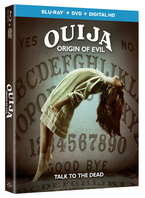 From Universal Pictures Home Entertainment: Ouija: Origin of Evil