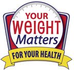 Your Weight Matters - For Your Health. Learn more at www.YourWeightMatters.org today!.  (PRNewsFoto/Obesity Action Coalition)