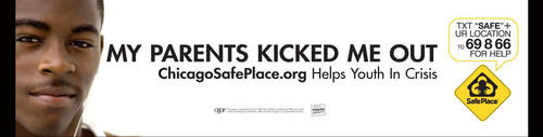 New Public Service Campaign Encourages Runaway, Homeless and At-Risk Youth to Seek Assistance with