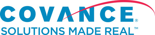 Covance logo (PRNewsFoto/Eli Lilly and Company)