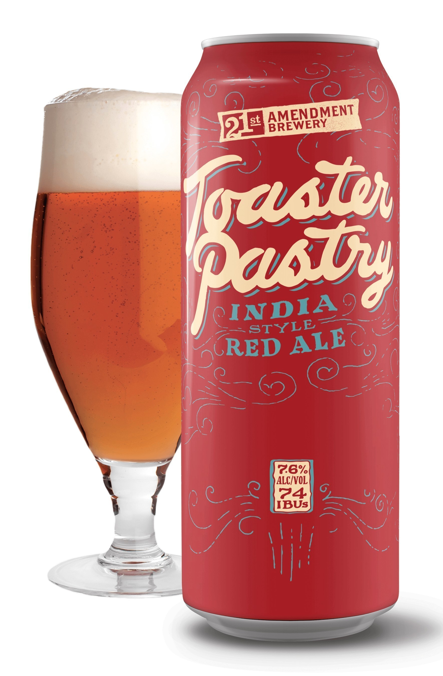 21st Amendment Brewery debuts new Toaster Pastry craft beer in Ball's 19.2-ounce cans; First new beer from new brewery in San Leandro, California, features unique, appealing can size