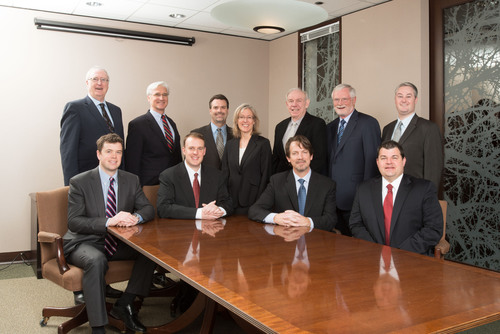 9 Attorneys From McGloin Davenport Join Burleson LLP In Denver.  (PRNewsFoto/Burleson LLP)