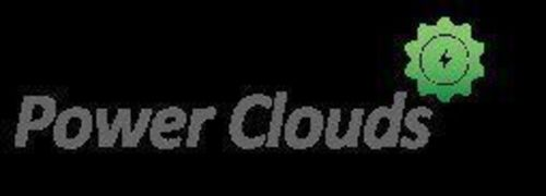 Power Clouds Logo (PRNewsFoto/Power Clouds)
