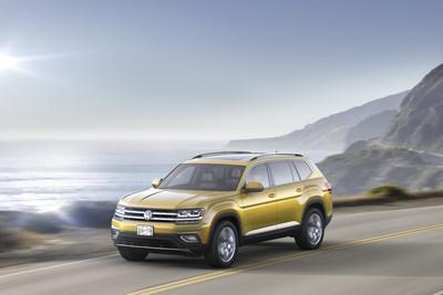 2018 VW Atlas.