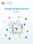 Survey by Noesis Energy reveals that companies that offer third-party financing need to better educate energy managers and consultants on their products. Professionals say that projected energy savings are key for both securing approval and demonstrating ROI of energy-efficiency investments.  (PRNewsFoto/Noesis Energy)