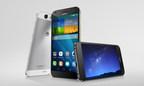 Huawei Ascend G7 (PRNewsFoto/Huawei Consumer Business Group)