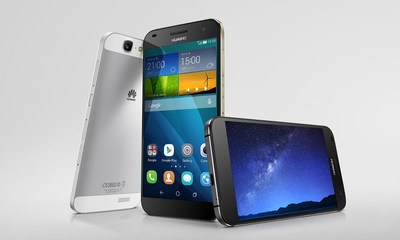 Huawei Ascend G7 (PRNewsFoto/Huawei Consumer Business Group)