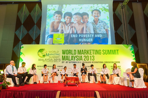 World Marketing Summit Malaysia 2013 Concludes With Businesses Agreeing On Driving Sustainable