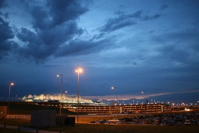Panasonic Avionics' weather division provides ground operations weather forecasting to Denver International Airport. (PRNewsFoto/Panasonic Avionics)
