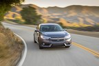 2016 Honda Civic Named 'Overall Best Buy of the Year' by Experts at Kelley Blue Book