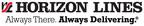 Horizon Lines Logo.