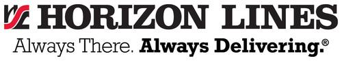 Horizon Lines Logo.  (PRNewsFoto/Horizon Lines)