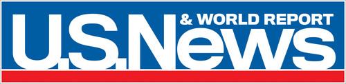 U.S. News & World Report Logo. (PRNewsFoto/U.S. News & World Report) (PRNewsFoto/U.S. News & World Report) ...