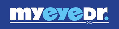 MyEyeDr. is a full-service vision healthcare company providing comprehensive eye exams along with dispensing prescription eyeglasses, sunglasses and contact lenses. MyEyeDr. has 39 store locations in Washington, DC, Maryland and Virginia.  (PRNewsFoto/MyEyeDr.)