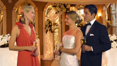 Toastmasters tips for the perfect wedding toast.