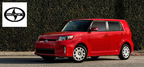The 2014 Scion xB in Naperville, IL is able to haul as much cargo as a small crossover SUV but doesn't require the same amount of space to move around.  (PRNewsFoto/Scion of Naperville)