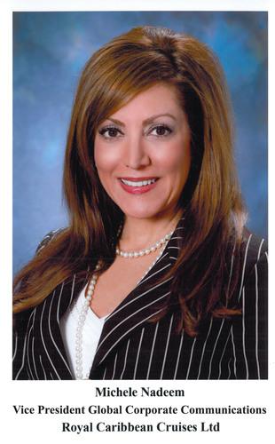 Royal Caribbean Cruises Ltd. Names Michele Nadeem Vice President, Global Corporate Communications