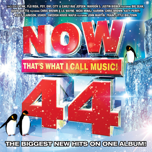 NOW That's What I Call Music! Presents Today's Biggest Hits on 'NOW That's What I Call Music! Vol.