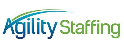 Agility Staffing logo. (PRNewsFoto/Agility Staffing, Inc.) (PRNewsFoto/AGILITY STAFFING, INC.)