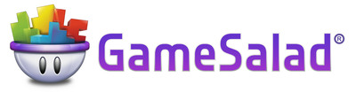 GameSalad logo.  (PRNewsFoto/GameSalad Inc.)